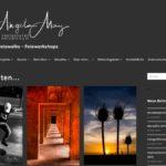 angela-may.de - Portfolio der Fotografin - Umzug der Website auf einen anderen Anbieter