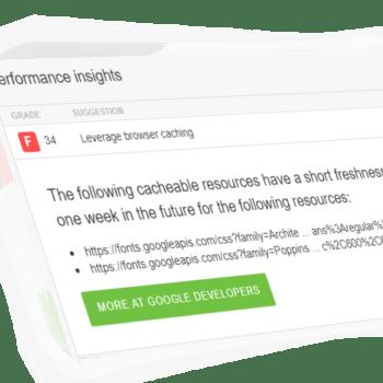 Schnellere Ladezeiten ohne Google Fonts - Ein Tipp!