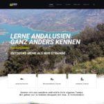 Camino-Verde.net - Neue Website für Wanderungen in Andalusien