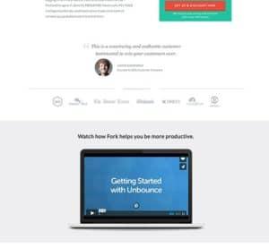 Verwende Videos auf Deiner Landing Page