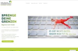 Startseite von nadine-glowienka.de - Gesundheitsberatung