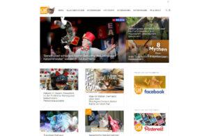 Startseite von cat-news.net - Nachrichten für Katzenfreunde